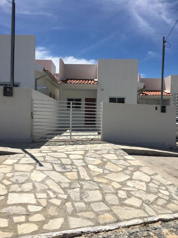 Casa para alugar por R$ 690,00/mês - Cidade Balneária Novo Mundo I - Conde/PB