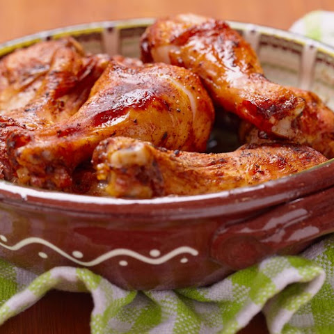 Slow Cooker Texas-Style Barbecued Chicken
