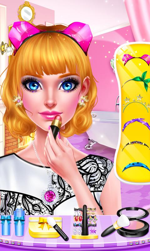 Perfekter Make-up Schönheitssalon android spiele download