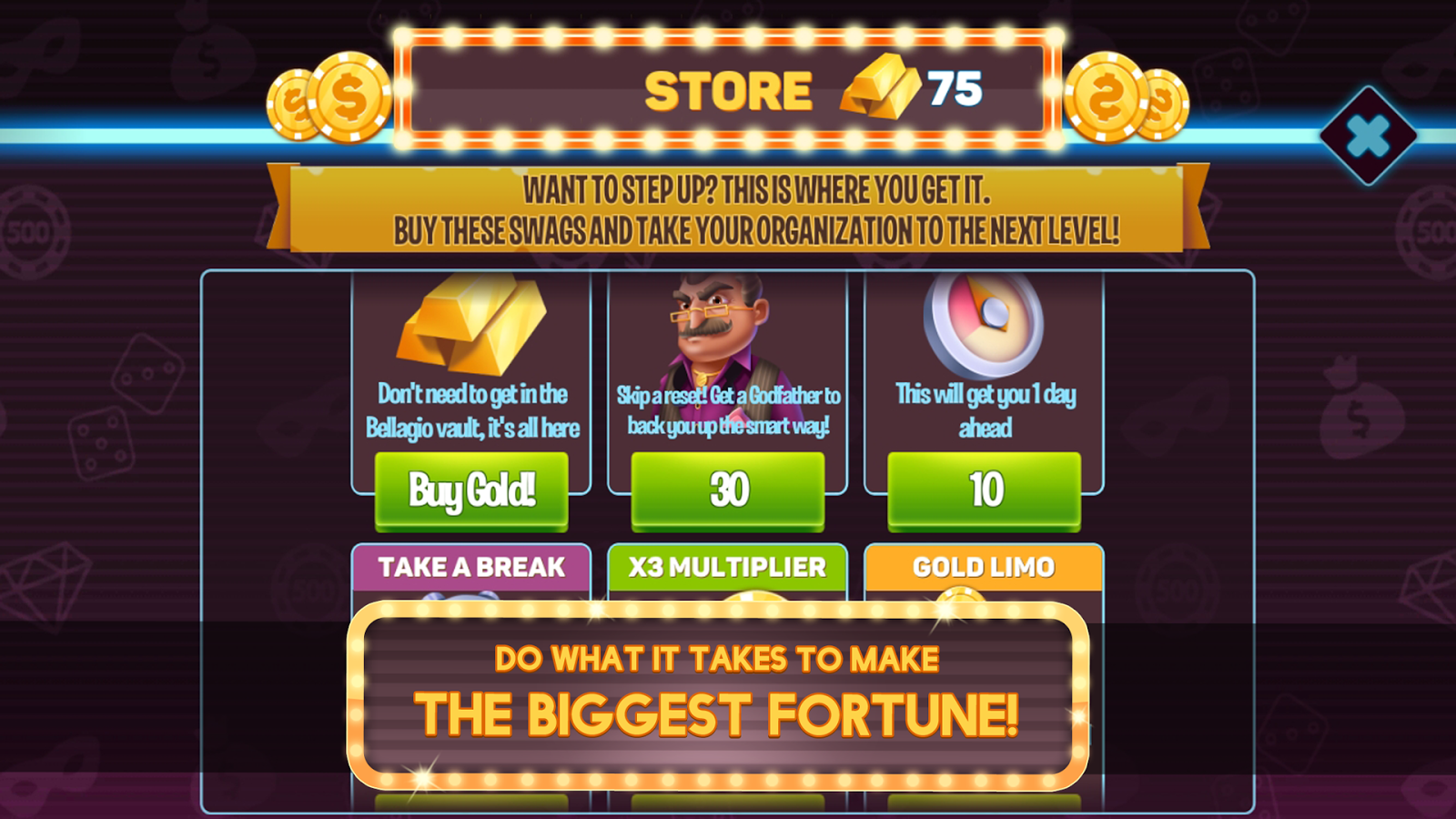 Magnate - Capitalist Manager Screenshot 9