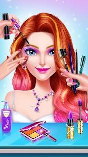 School Date Makeup - Girl Dress Up