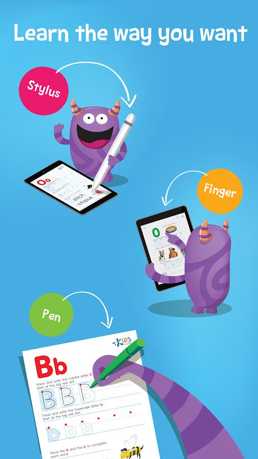 Arbeitsblätter: Vorschule & Kindergarten Lernen android apps download
