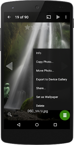 GFolio Photos for Google Drive - screenshot