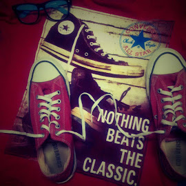 Converse <3 by Pe Dang - Artistic Objects Clothing & Accessories