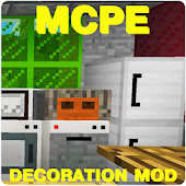Decoration Mod For MCPE APK for Bluestacks