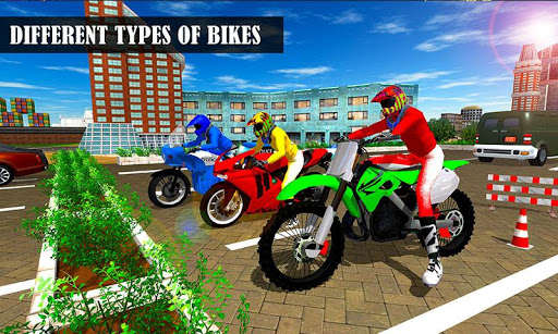 Bike Parking 2017 - Motorcycle Racing Adventure 3D For PC