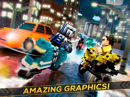 Free Download Blocky Superbikes Race Game - Motorcycle Challenge APK for Samsung