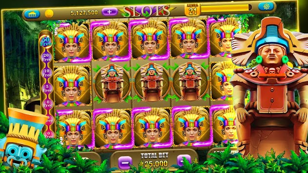 Slots™: Pharaoh Slot Machines APK screenshot thumbnail 3