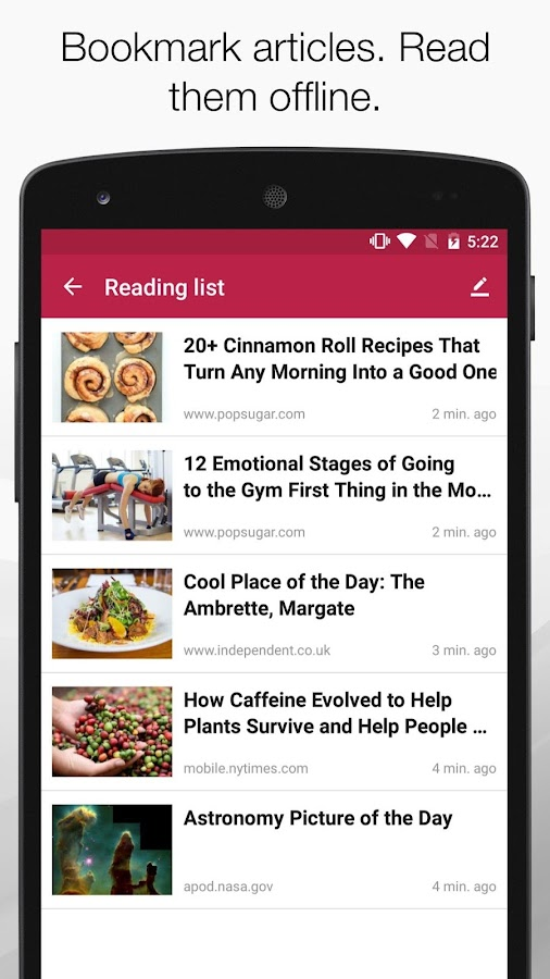 FeedNews: AI curated news app Screenshot 5
