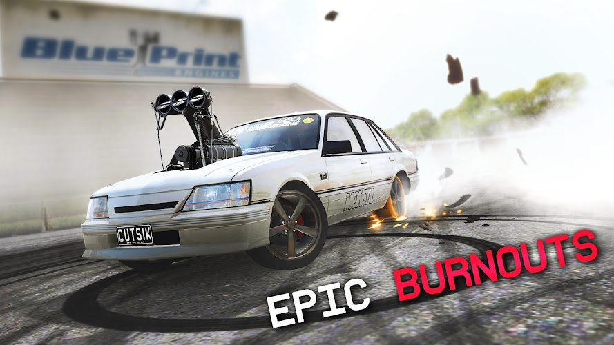 Torque Burnout Android App Screenshot