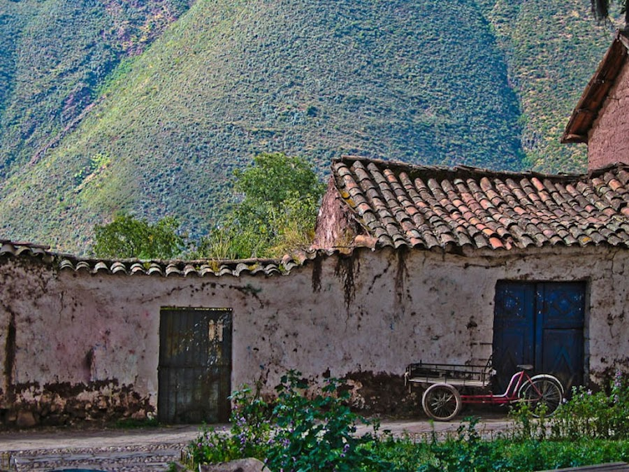 Peru by Kristine Parisi - Landscapes Travel ( building, mountain, peru, south america, place, exotic )