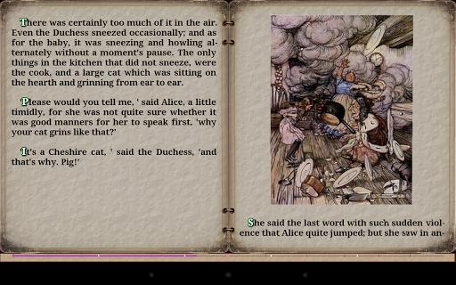 AlReader -any text book reader screenshot 24