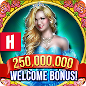 Download Slots - Cinderella Slot Games APK to PC