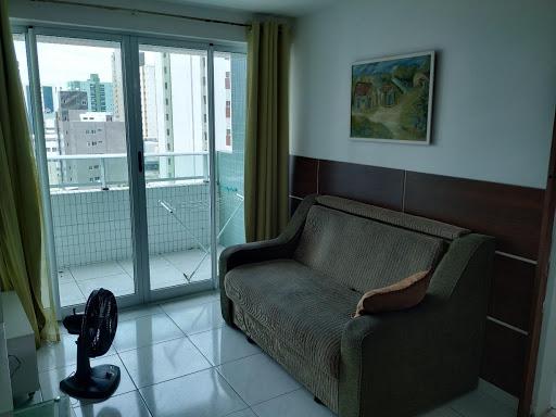 Apartamento com 1 dormitório para alugar, 30 m² por R$ 1.500,00 - Tambaú - João Pessoa/PB