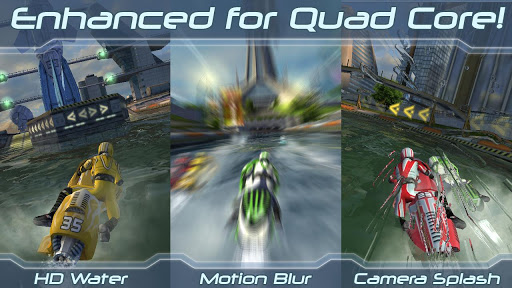 Riptide GP screenshot 2