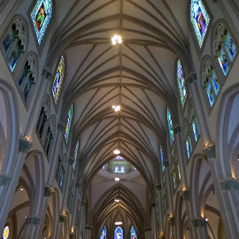 Stained Glass by Robin Smith - Buildings & Architecture Places of Worship ( churches, cityscape, architecture )