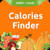 Calories Finder