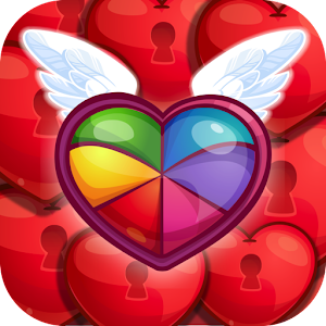 Sweet Hearts - Valentine's Day Match 3 Puzzle