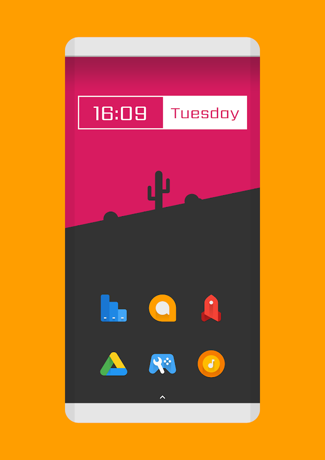 MINIMALE Icon Pack Screenshot 0