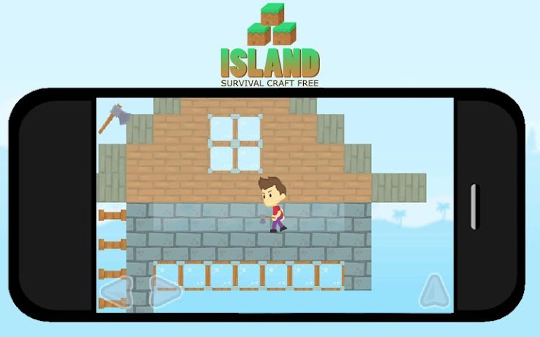 android Island Survival Craft FREE Screenshot 11