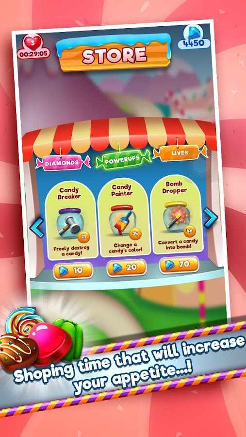 Goober Candy Craze Screenshot 4