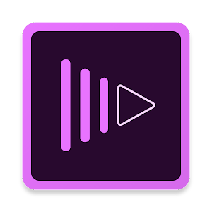 Adobe Premiere Clip - Create, edit & share videos on your mobile device. APK Icon