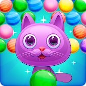 Free Download Cats Bubble Shooter Adventure APK for Samsung