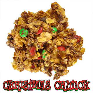 Christmas Chocolate Nut Crunch Recipes