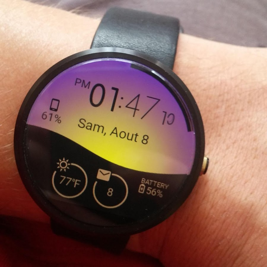 Morphing Watch Face Screenshot 7