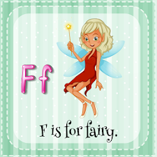 F is for Fairy Free