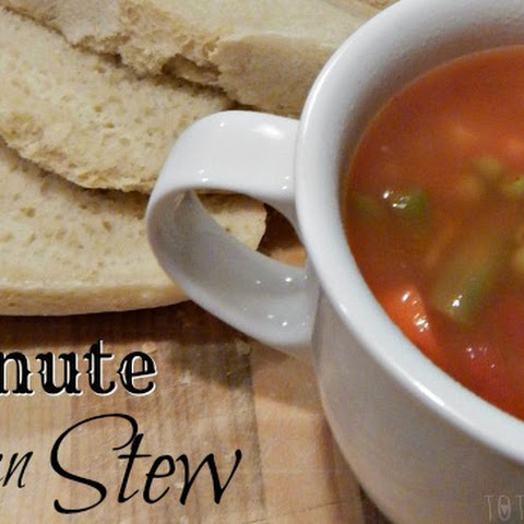 10-Minute Tin-Can Stew