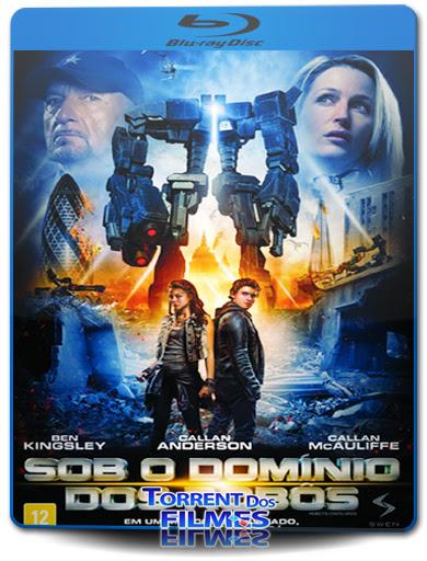 Sob o Domínio dos Robôs (2015) Torrent Dublado - WEB-DL Download 720p