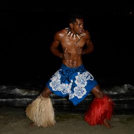 Fiji by Maria Skidmore - People Musicians & Entertainers ( 2014, denarau island, fiji, nikon, dance, skidmore )