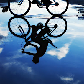 Bike to Heaven by Leo Dimaano - News & Events World Events