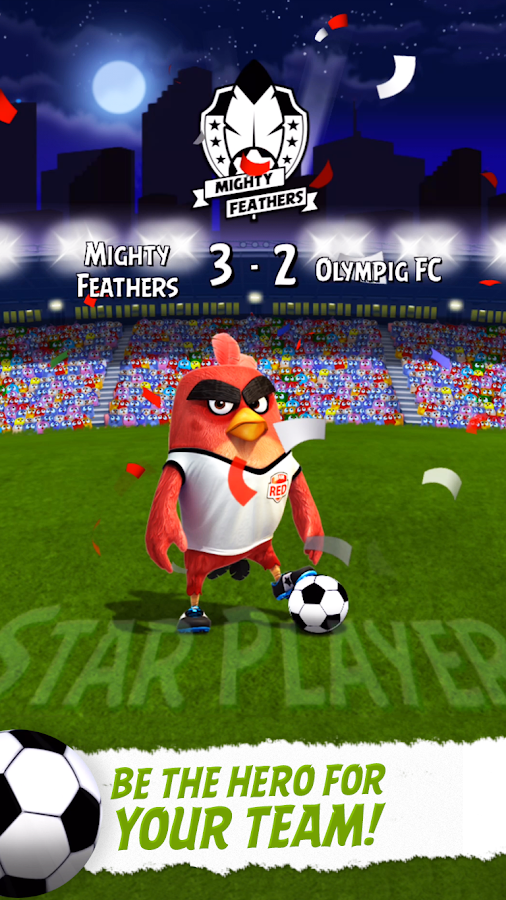 Angry Birds Goal! Screenshot 4