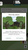 Screenshot of ActionTrack