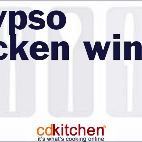 Calypso Chicken Wings