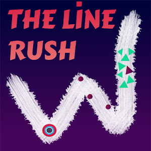 Cover art The Line Rush