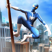 Game Spider Hero : Fatal Battle apk for kindle fire