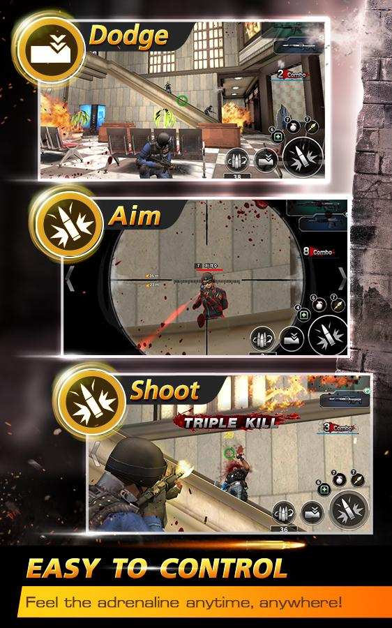 Point Blank Mobile (Unreleased) Screenshot 4