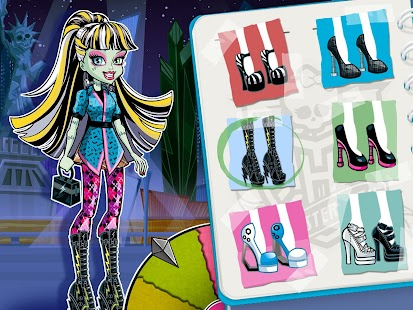 Game Monster High Frightful Fashion APK for Windows Phone
