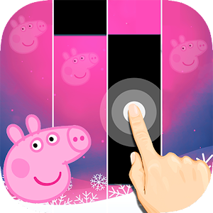 Peppa Piano Tiles Pig For PC / Windows 7/8/10 / Mac – Free Download