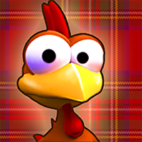 CRAZY CHICKEN strikes back For PC (Windows And Mac)