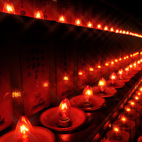 Lights up by Rendy Yuninta - Artistic Objects Other Objects ( candles, artistic objects, chinese new year )