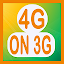APK App Use Jio 4G VoLTE on 3G for iOS