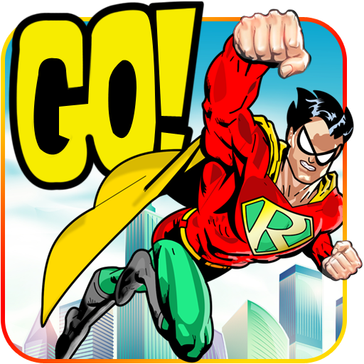 SuperTin Titans Go - Adventur Heros (game)