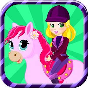 Pony game - Care games