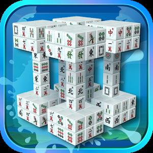 Stacker Mahjong 3D For PC