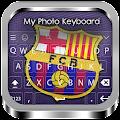 Keyboard Photo Barcelona