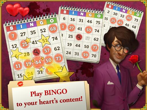CLUEDO Bingo: Valentine's Day - screenshot